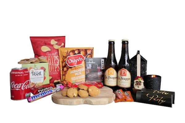 Online kerstpakket bestellen